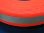 Reflexní páska 50mm kombinovaná oranžová
